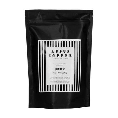 Set: Asobu Travel Bottle + Audun Ethiopia Shakiso Coffee