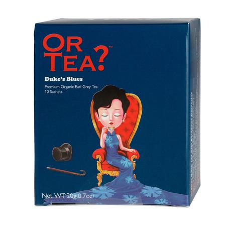 Or Tea? - Duke's Blues - 10 Tea Bags