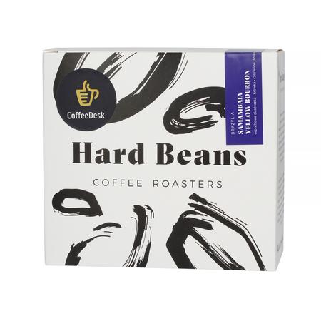 Hard Beans - Brazil Samambaia Espresso 250g