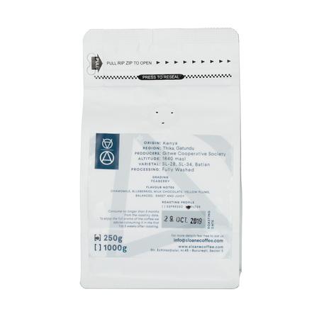 Sloane - Kenya Karinga PB Filter