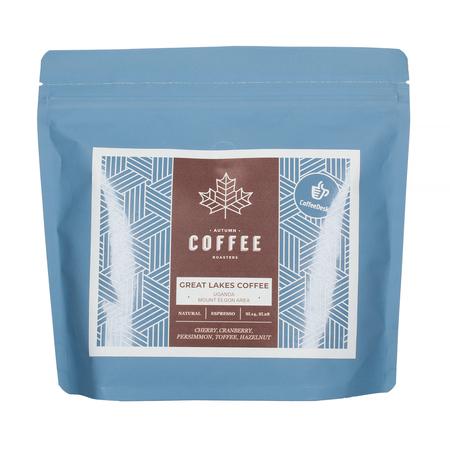 ESPRESSO OF THE MONTH: Autumn Coffee - Uganda Great Lakes 250g