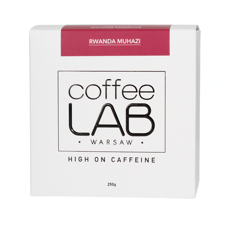 ESPRESSO OF THE MONTH: Coffeelab - Rwanda Muhazi 250g
