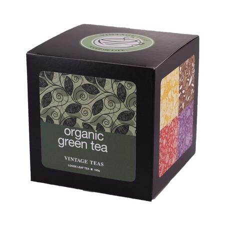 Vintage Teas Organic Green Tea 100g