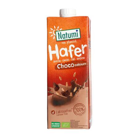 Natumi - Oats-Chocolate Calcium Unsweetened Drink 1L