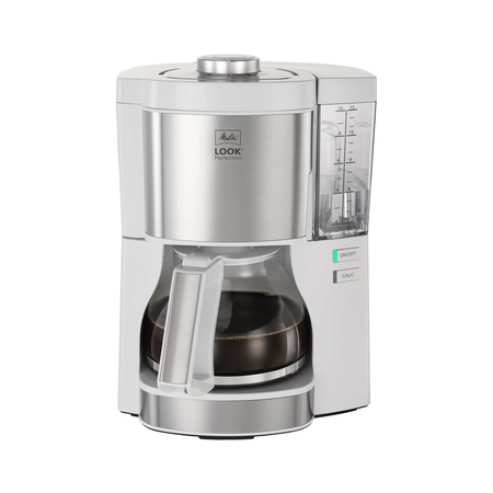 Melitta Look V Perfection White - Filter Coffee Machine