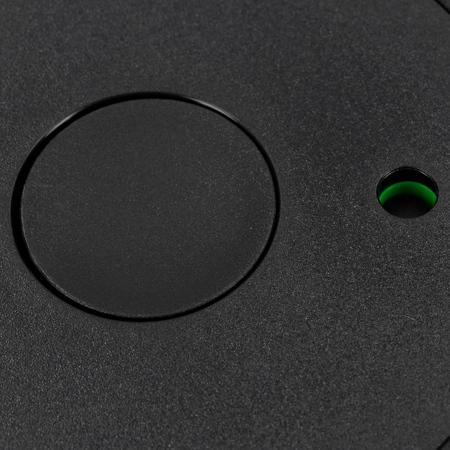 Fellow Atmos Vacuum Canister - 0.4l Matte Black Steel