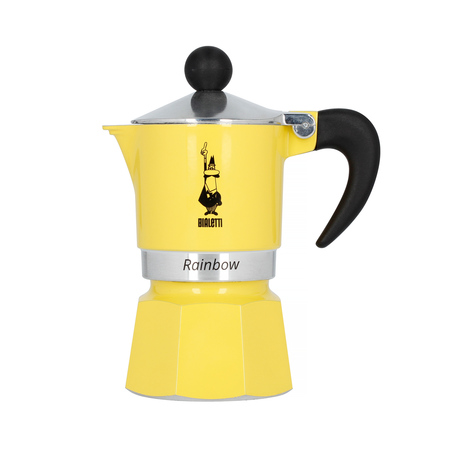 Bialetti Rainbow 1tz Yellow