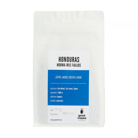 Good Coffee - Honduras Norma Iris Fiallos Natural