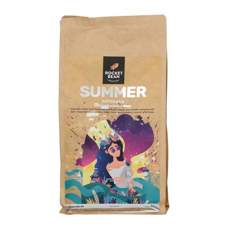Rocket Bean - Summer Blend Espresso 500g