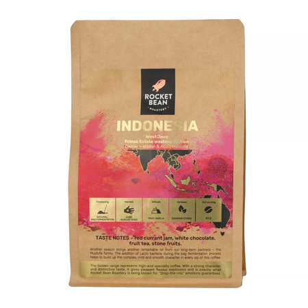 Rocket Bean - Indonesia Frinsa Lini S