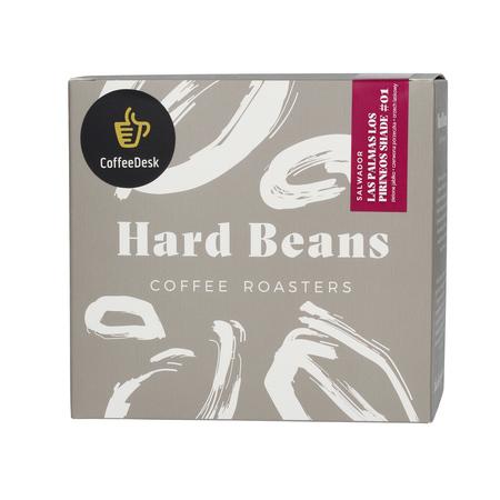 FILTER OF THE MONTH: Hard Beans - El Salvador Las Palmas Los Pirineos