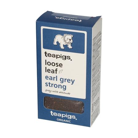 teapigs Earl Grey Strong Organic - Loose Tea 100g