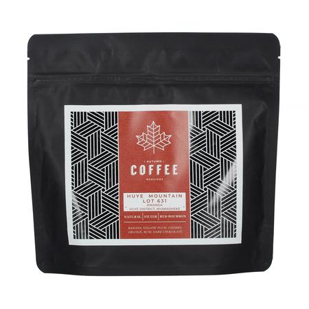 Autumn Coffee - Rwanda Huye Mountain LOT 631 125g