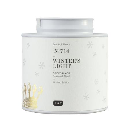 Paper & Tea - Winter's Light - Loose Tea - Tin 80g