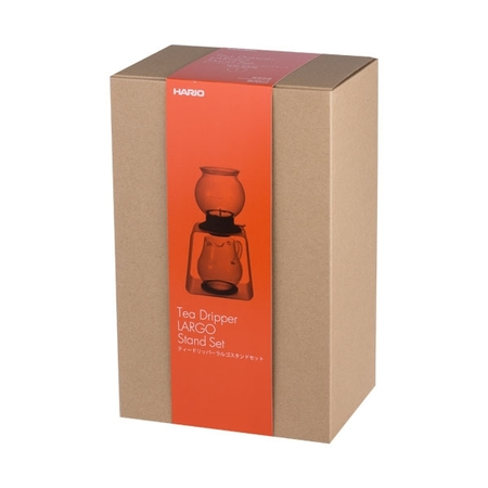 Hario Largo Tea Dripper - Tea Dripper and a stand