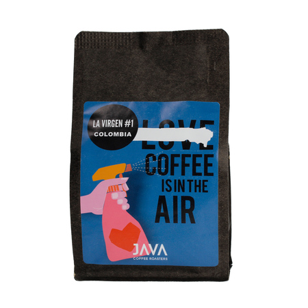 Java - Colombia La Virgen No 1