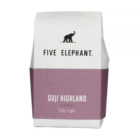 Five Elephant - Ethiopia Guji Highland Filter
