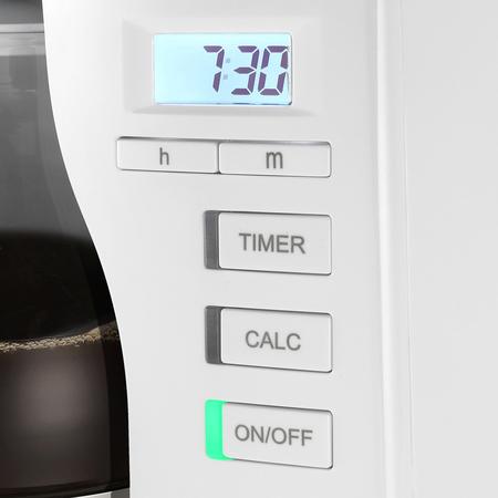 Melitta Look V Timer White - Filter Coffee Machine