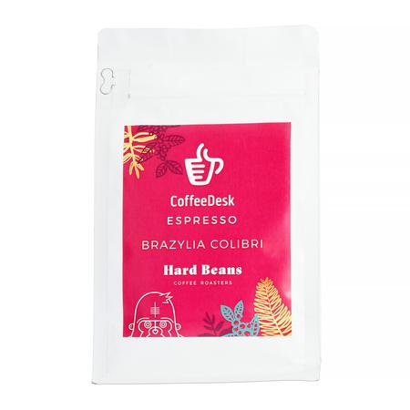 Hard Beans x Coffeedesk - Brazil Colibri Santos Espresso 250g