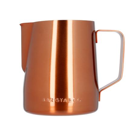 Barista & Co - Core Milk Jug Copper - 600 ml