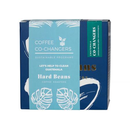 Hard Beans - Guatemala CO-CHANGERS