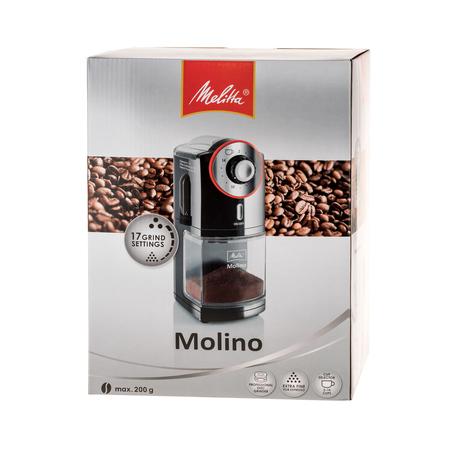 Melitta Molino - Automatic Grinder - Red / Black