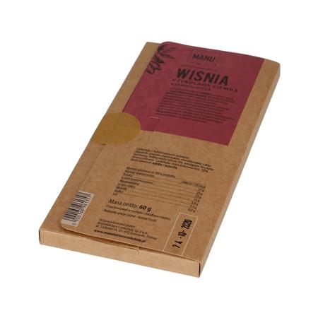 Manufaktura Czekolady - Chocolate 70% - Cherry