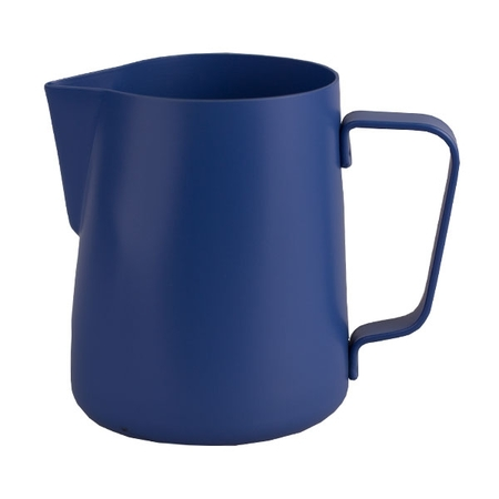 Rhinowares Barista Milk Pitcher - pitcher blue 360 ml