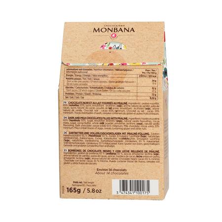 Monbana - Easter Egg Pralines 165g (outlet)