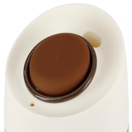 Asobu - 5th Avenue Coffee Tumbler Silver - 390ml Travel Mug (outlet)
