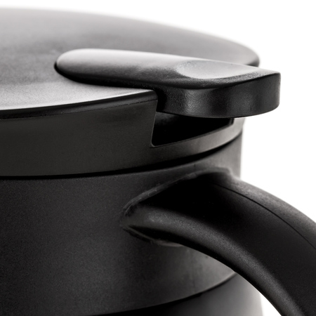 Hario Insulated Stainless Steel Server V60-02 Black - 600ml