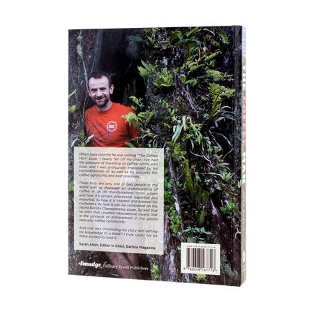 The Coffee Man: Journal of a World Barista Champion - Sasa Sestic