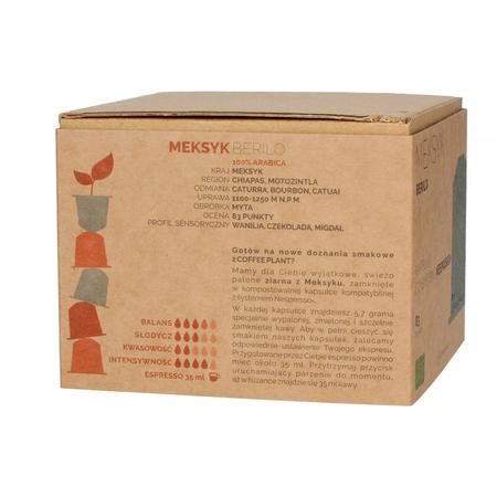 COFFEE PLANT - Mexico Berilo - 26 capsules