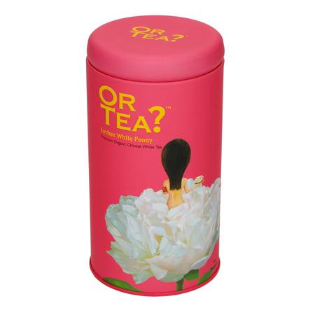 Or Tea? - Lychee White Peony - 50g Tin