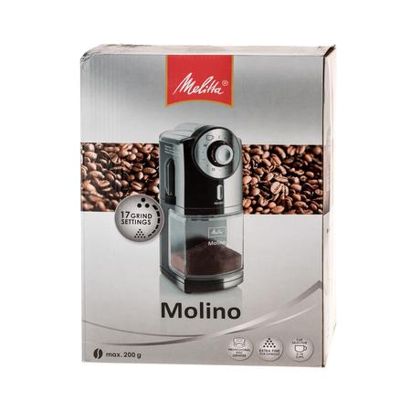 Melitta Molino - Automatic Grinder - Black