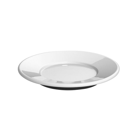 Loveramics Bond - 150 ml Cappuccino cup and saucer- White