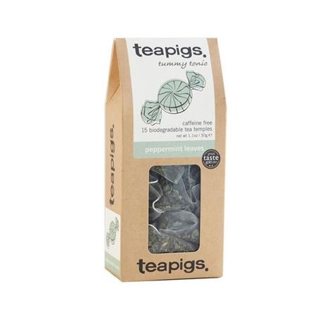 teapigs Peppermint Leaves - 15 Tea Bags