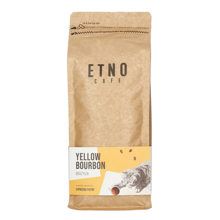 Etno Cafe - Brazil Yellow Bourbon 1kg