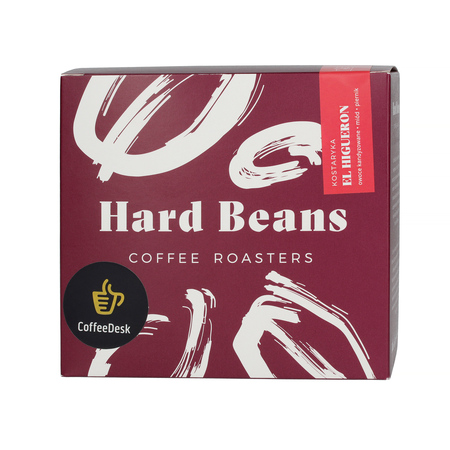 FILTER OF THE MONTH: Hard Beans - Costa Rica El Higueron