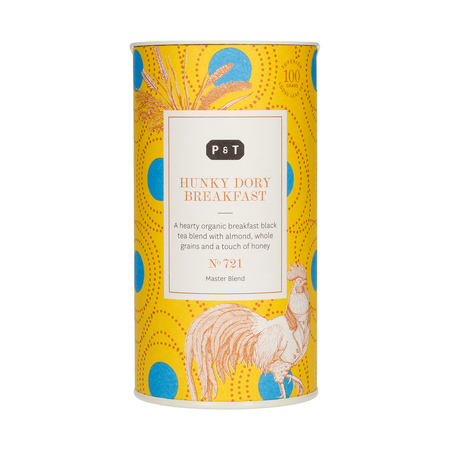 Paper & Tea - Hunky Dory Breakfast - Loose Tea - 100g Tin