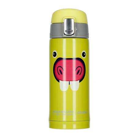 Asobu - Peek-a-Boo Light Green - 200 ml Travel bottle (outlet)