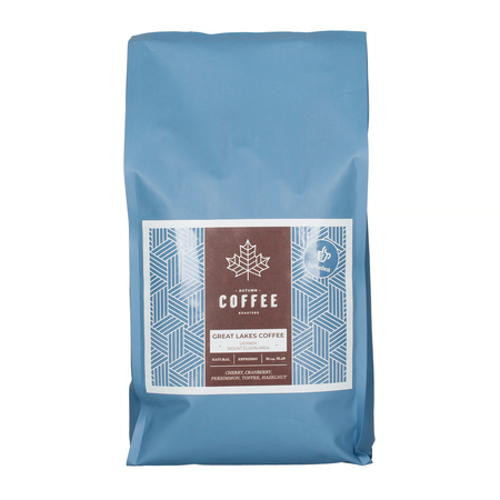 ESPRESSO OF THE MONTH: Autumn Coffee - Uganda Great Lakes 1kg