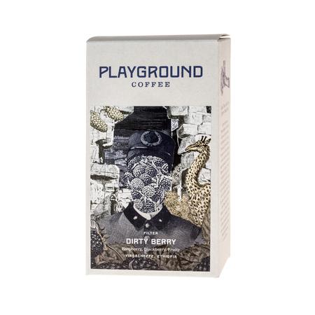 Playground Coffee - Ethiopia Dirty Berry
