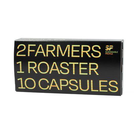 April Coffee - Sustainable Profile - 10 Capsules