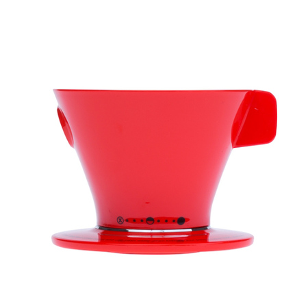 Wilfa Pour Over Red - WSPO-R - Red Dripper