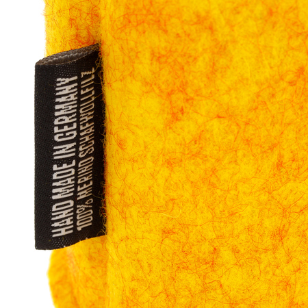 Comandante - C40 Felt Sleeve - Saffron