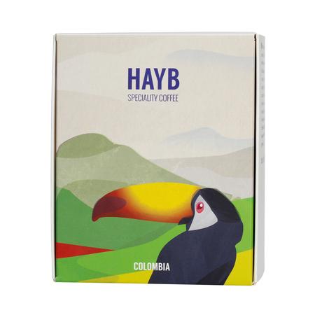 HAYB - Colombia El Mirador