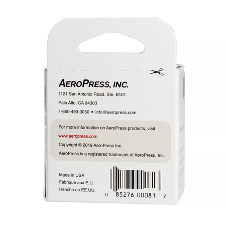 AeroPress - Paper Filters