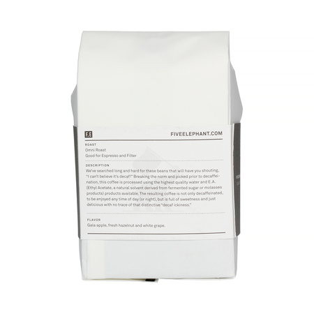Five Elephant - Colombia Omniroast Decaf