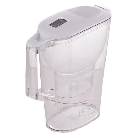 Brita Aluna - 2.4L white jug  +  2 Maxtra cartridges